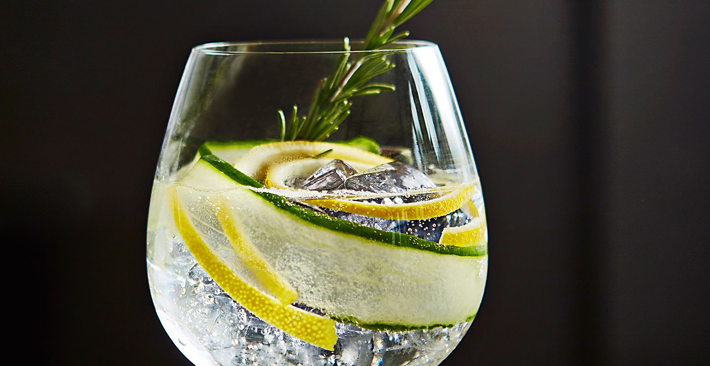 Spanish Gin and Tonic